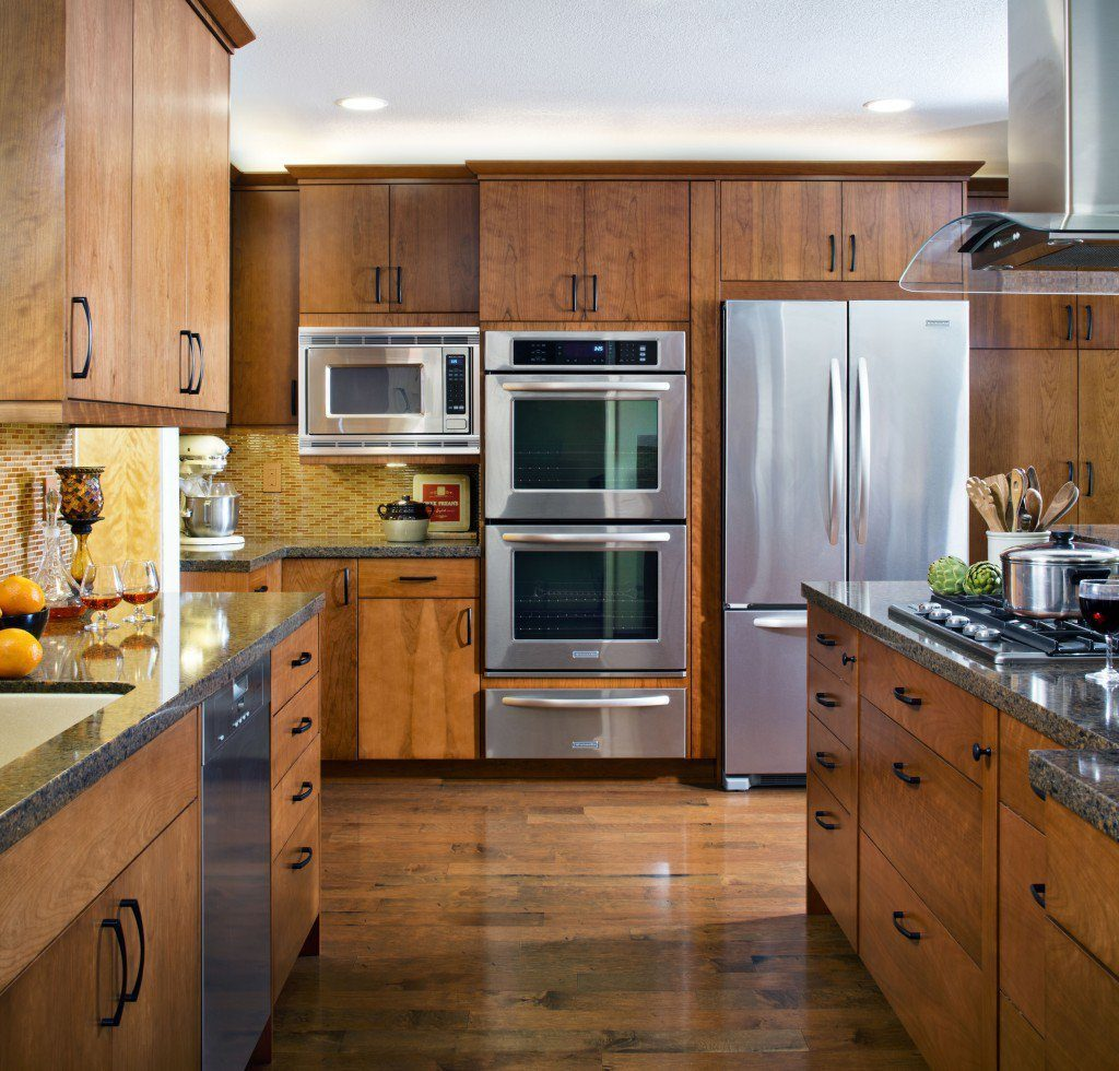 Creating The Finest Kitchen Decor With Wolf Appliances And Customized Cabinetry