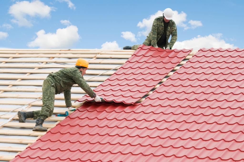 Metal Roofing Contractors