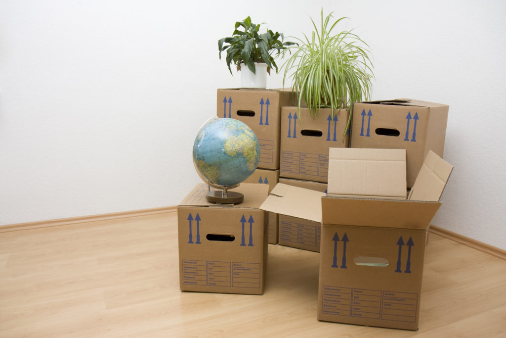 Selection of Moving Company While You Are Relocating